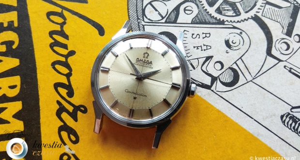 Omega Constellation cal. 551